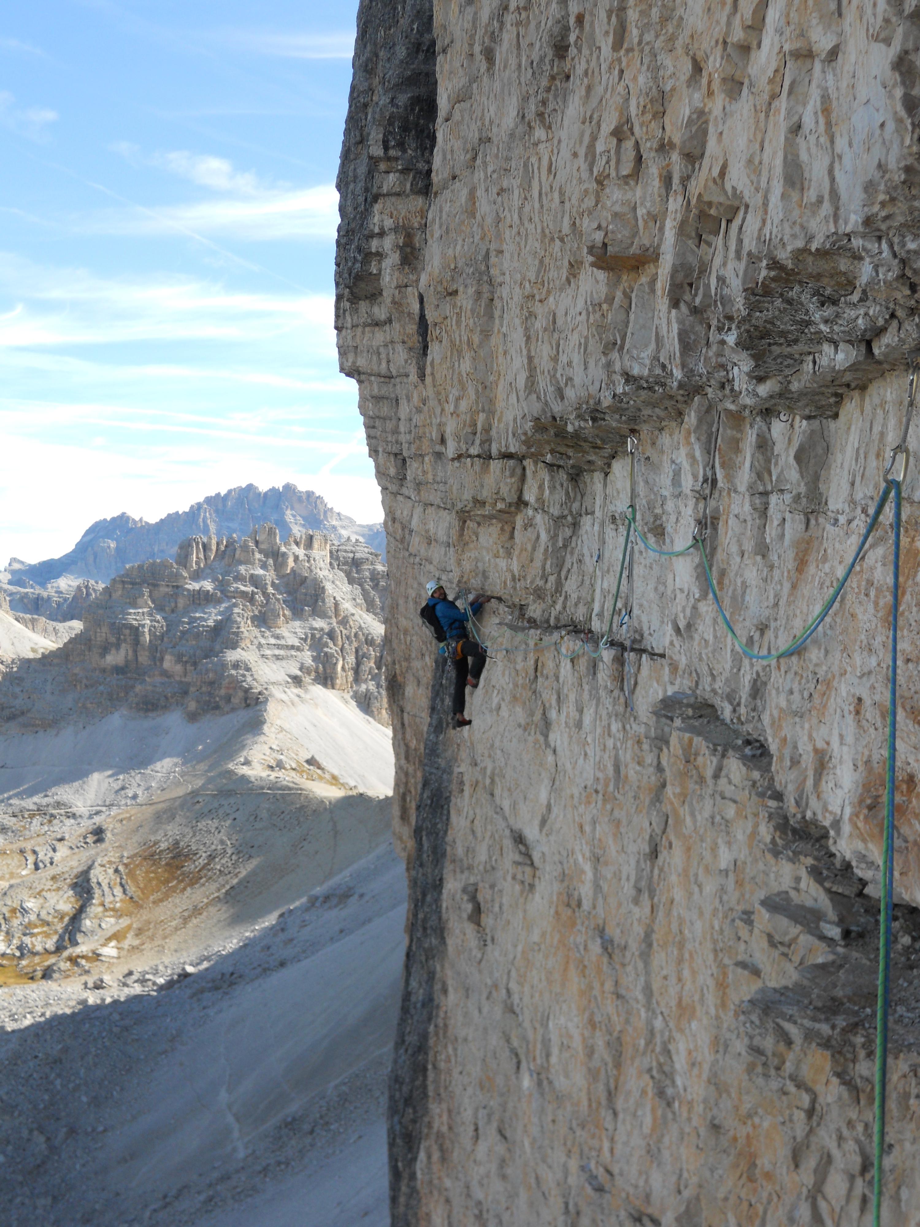 Alpinklettern/Arrampicate individuali