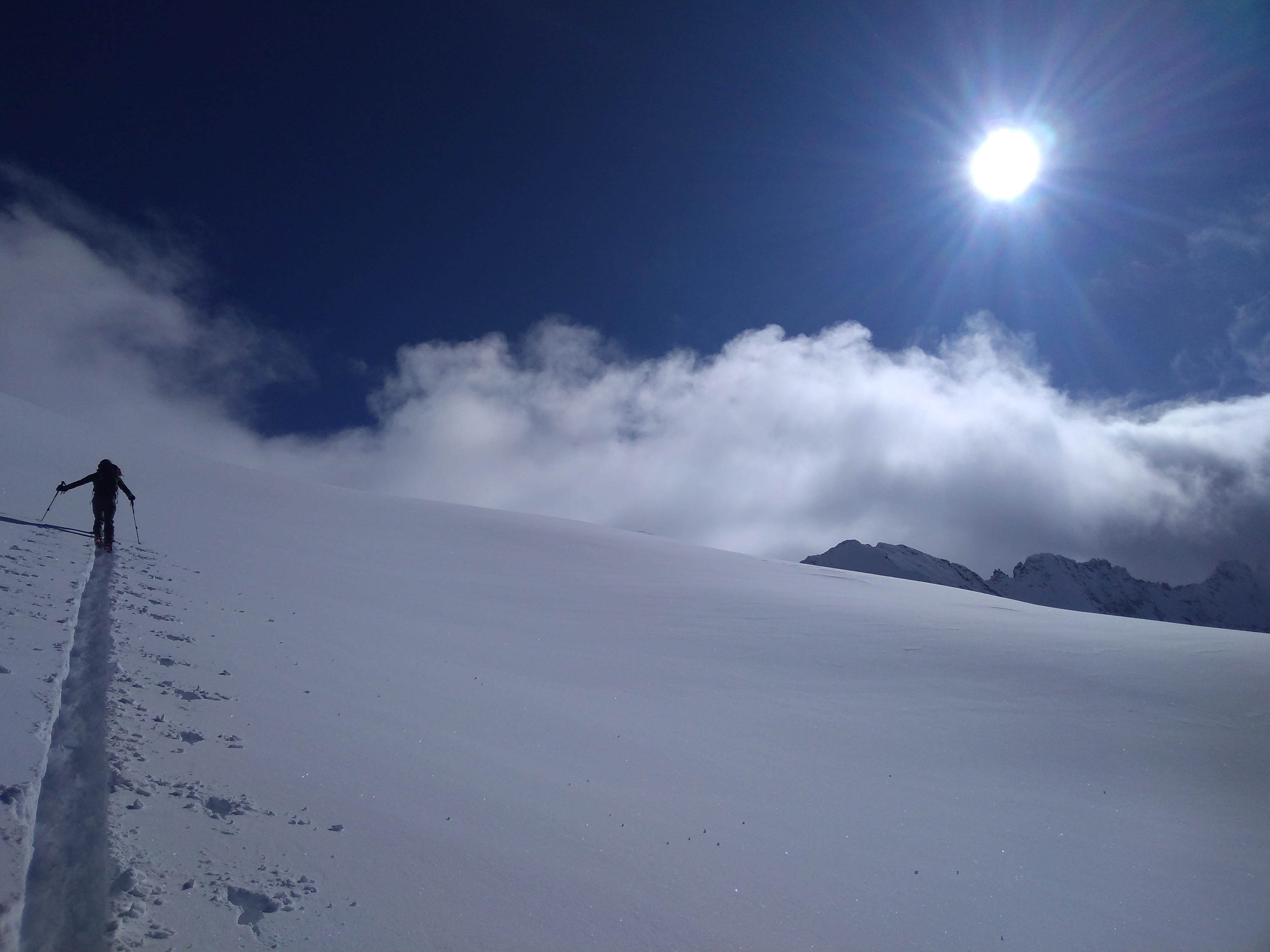 Skitour/scialpinismo