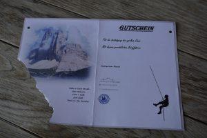 Berggutschein