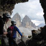 Klettersteige/vie ferrate